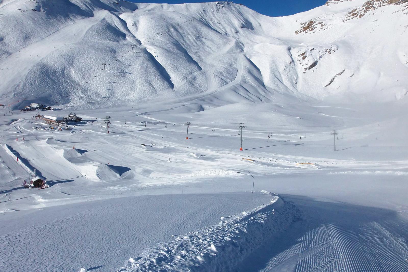 Orci res merlette 1850 snowpark orci res merlette 1850 - Office du tourisme orcieres merlette ...