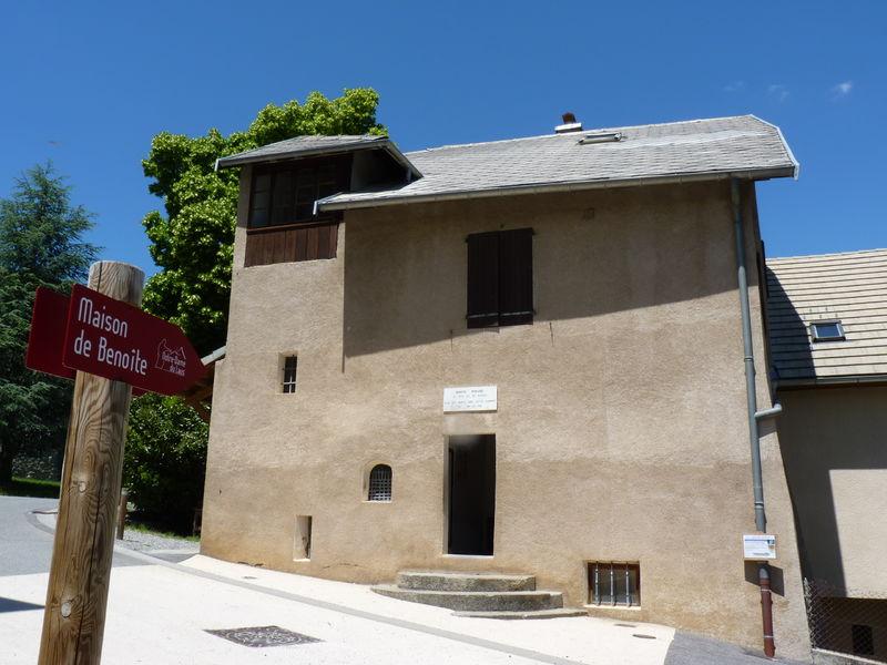 Maison de Benoîte