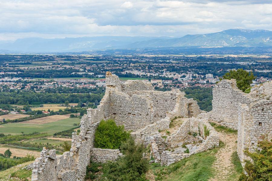 Visite guidée historique du Château de Crussol - Saint-Péray