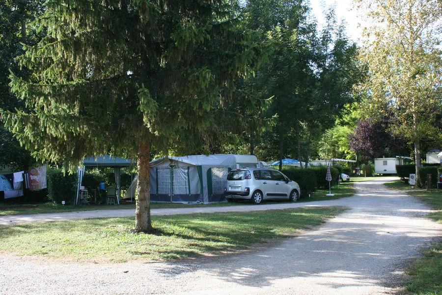 Campings - Camping de Saumont
