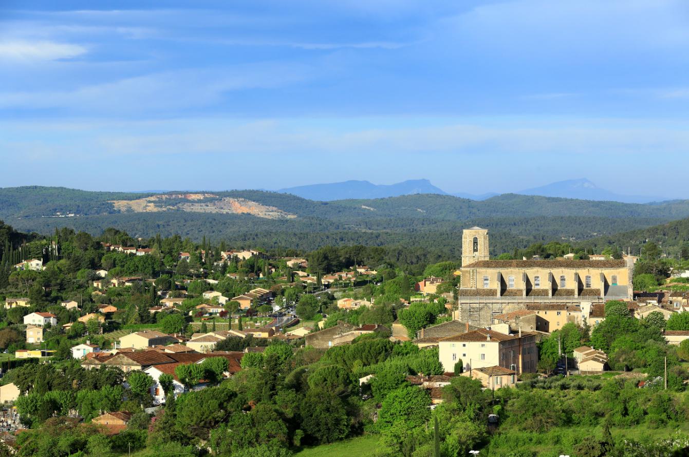 La Bastide des Enquèses - Marzano Philippe