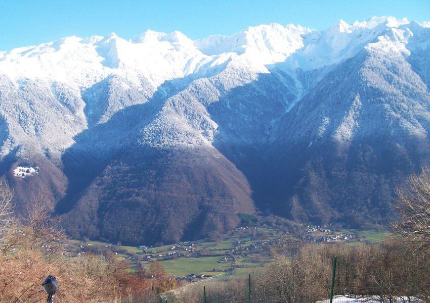 village St Georges d'Hurtières
