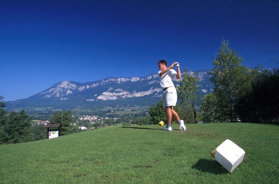 Randonnée Alpes - Office de Tourisme Aix les Bains, rando Alpes, randonnée VTT Savoie - Promenade du Golf