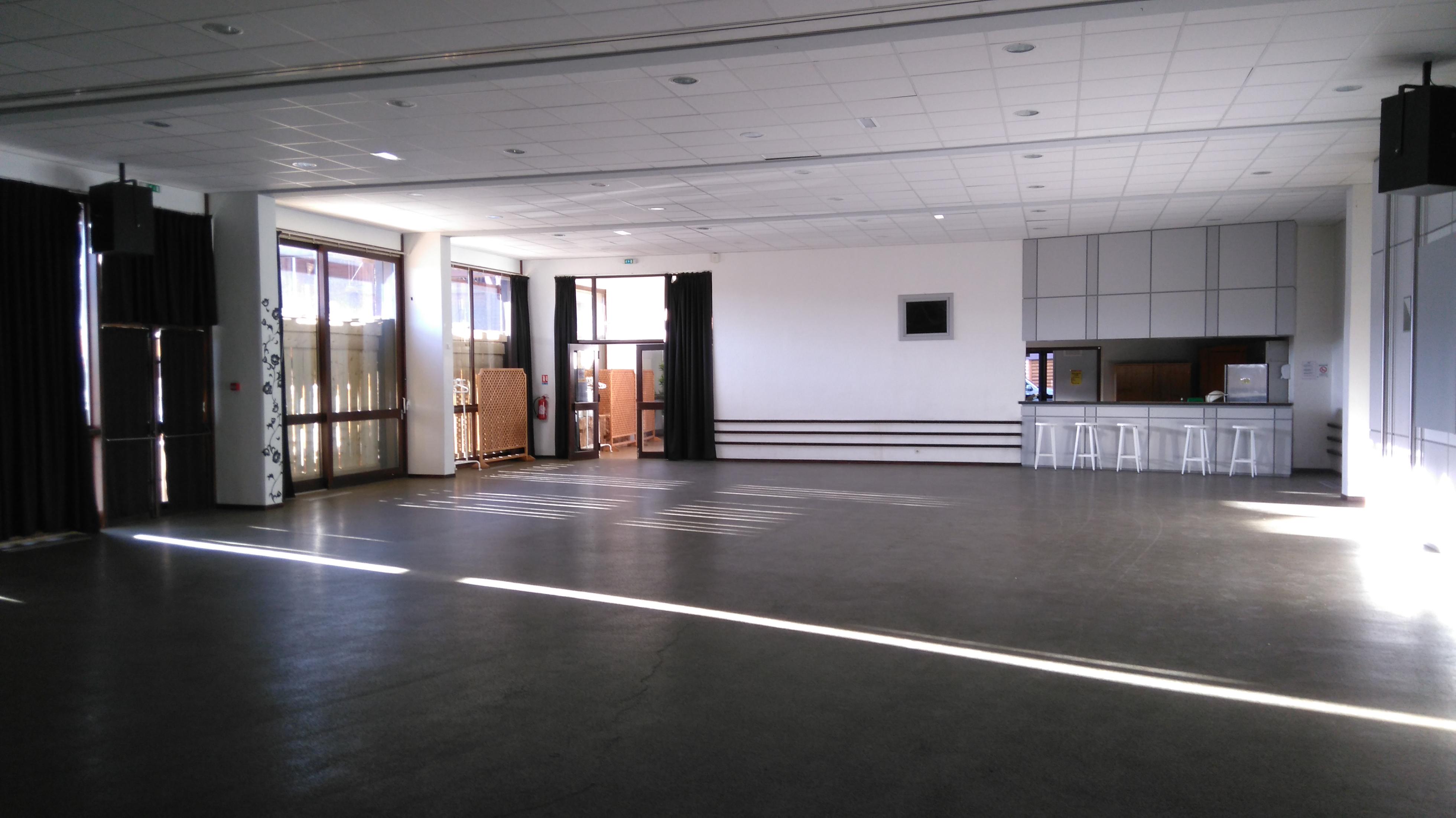 Salle Cristal