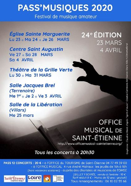 Festival Pass'Musiques 2020