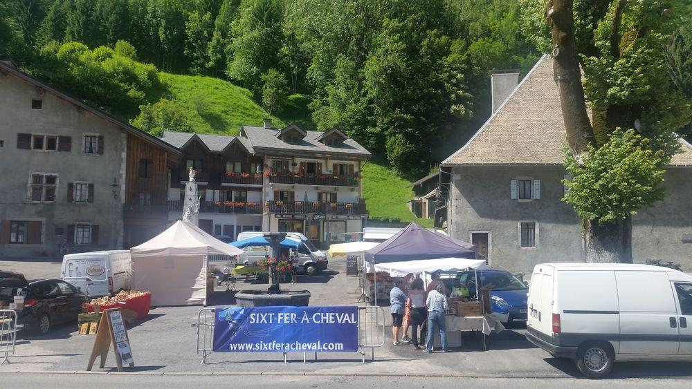 Office de tourisme de sixt fer cheval haute savoie - Saint genix sur guiers office du tourisme ...