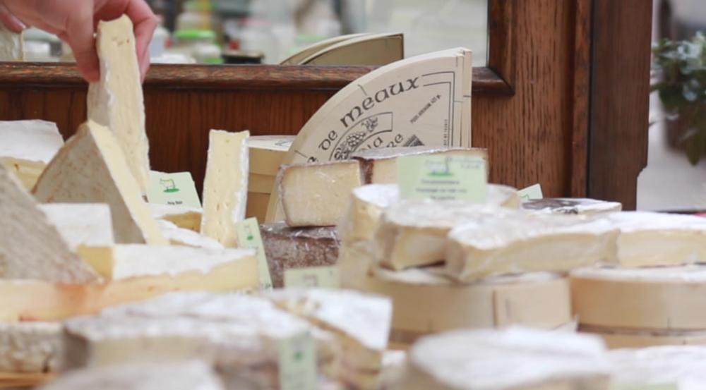 La fromagère