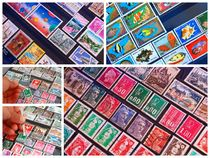 Timbres de collection