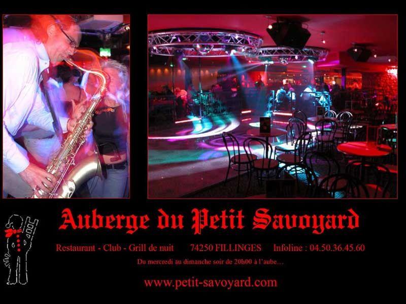 Auberge du Petit Savoyard // meublés classés en location sur le Massif des Brasses