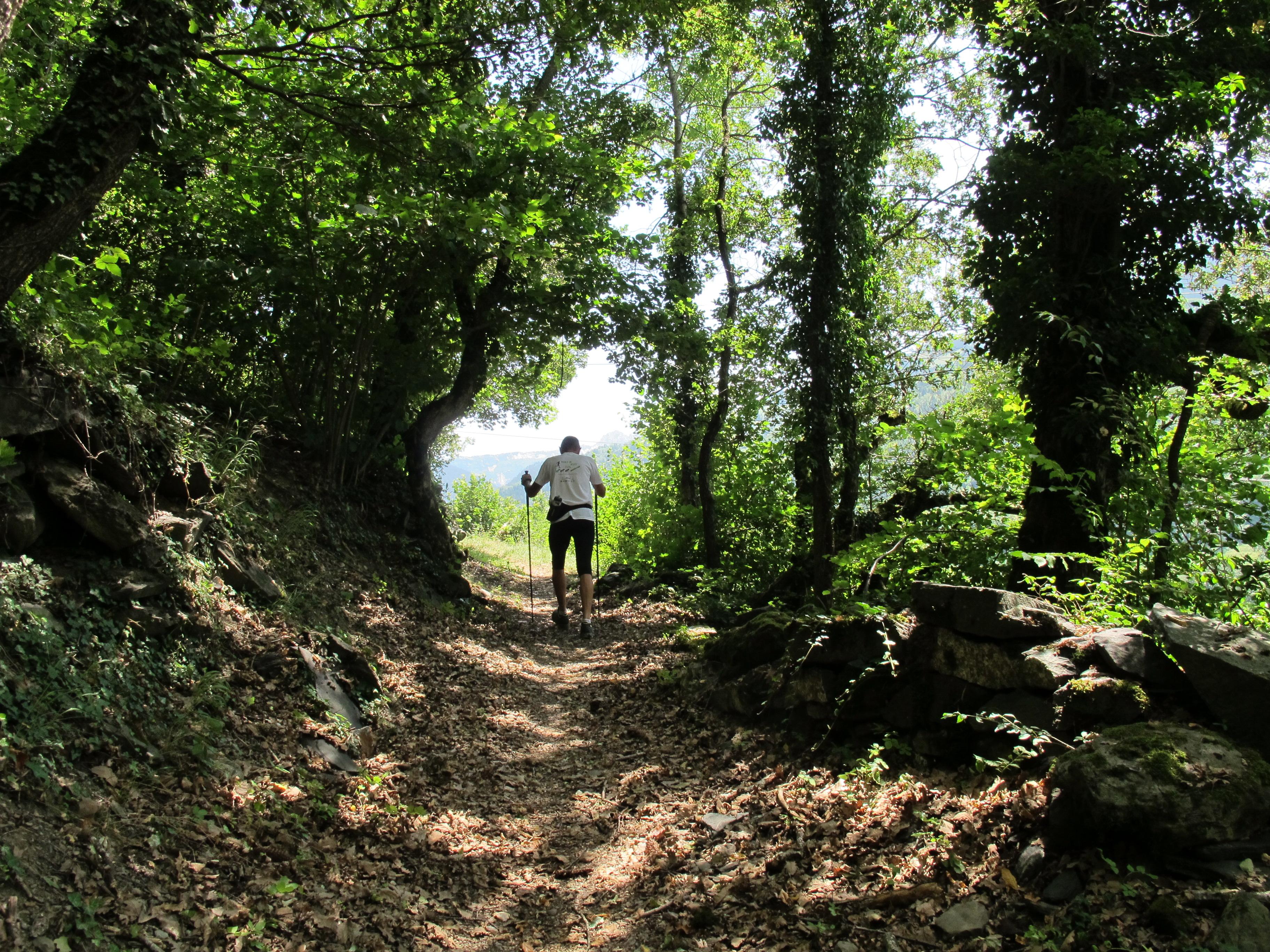 Boucle des hameaux - Bozel