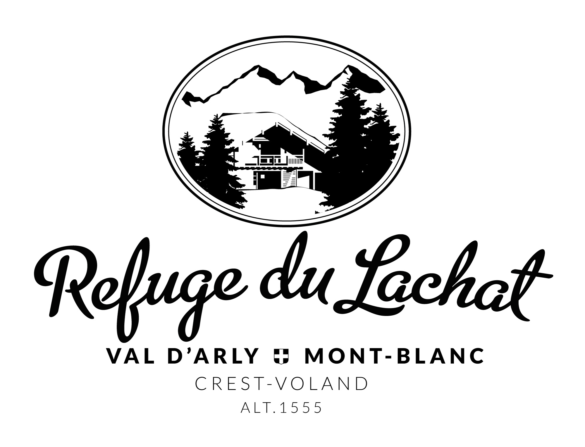 Lachat mountain refuge