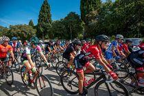 Arrivée d'étape du Tour Cycliste Féminin International de l'Ardèche - Saint-Félicien