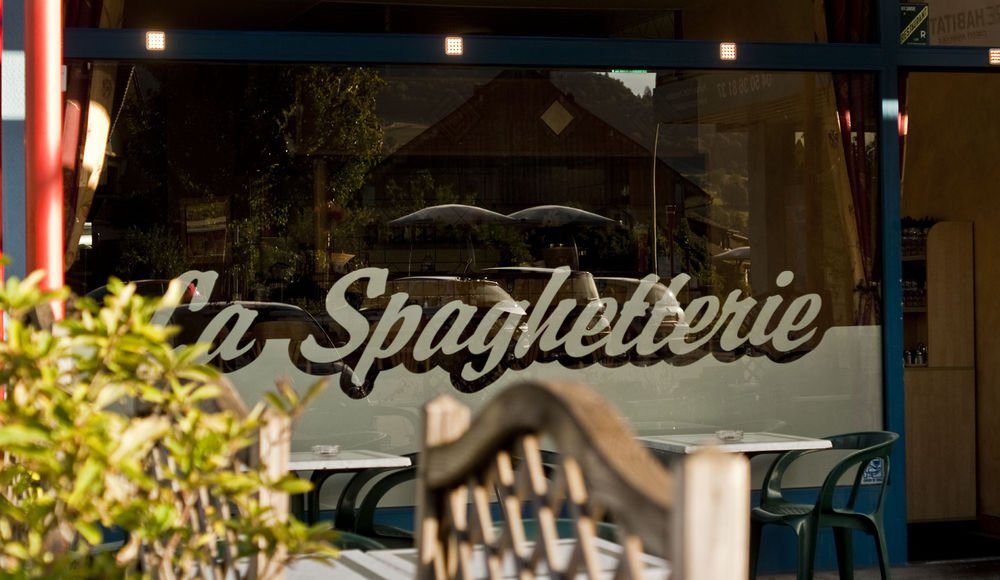 La Spaghetterie // meublés classés en location sur le Massif des Brasses