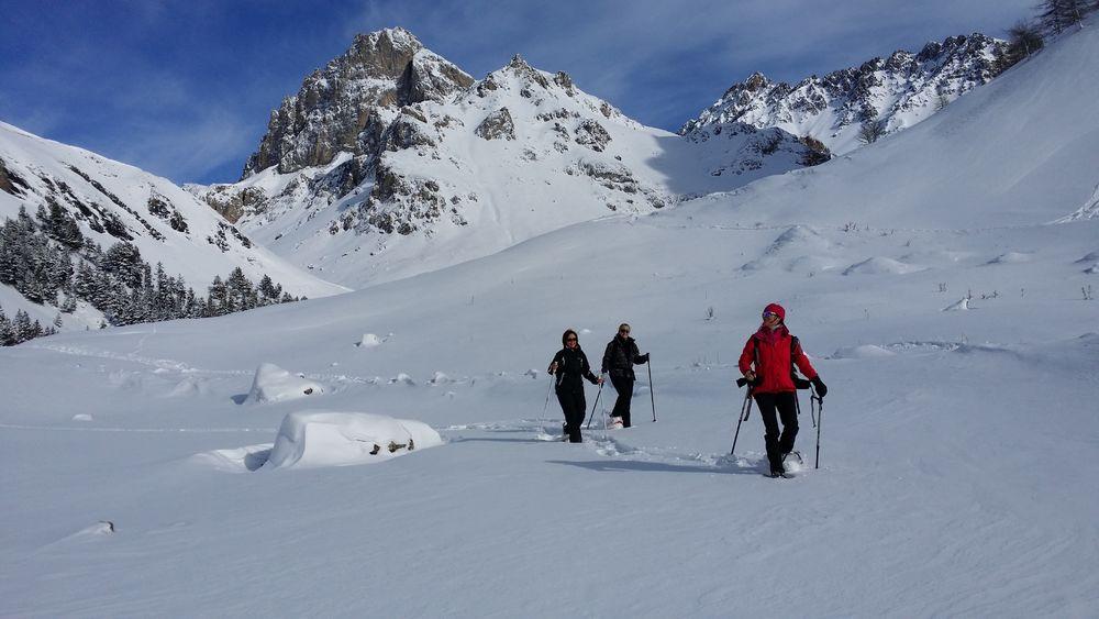 ®Alain Tallaron Guide de Haute Montagne - © ®Alain Tallaron Guide de Haute Montagne