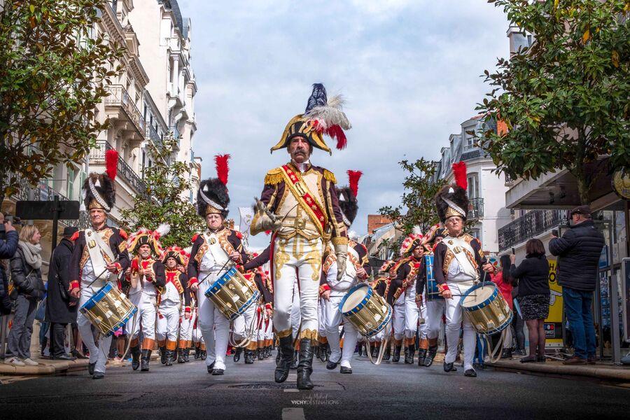 Vichy fête  Napoléon III – 2021