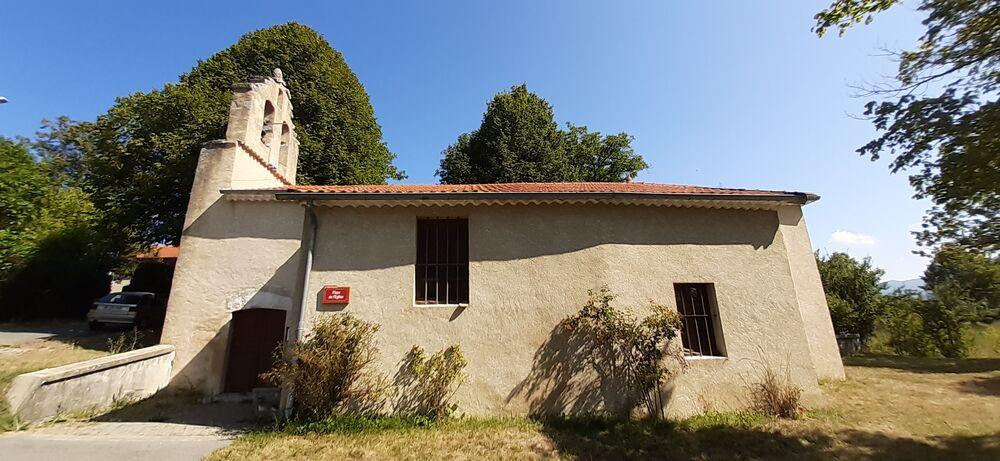 Église de l'Assomption de La Bâtie-Montsaléon - © Office de Tourisme Sisteron Buëch