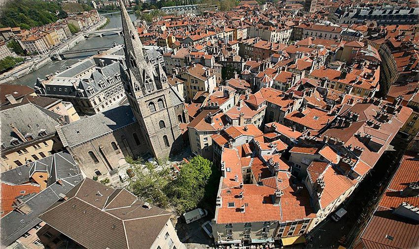 Coeur de ville historique - visite guidée