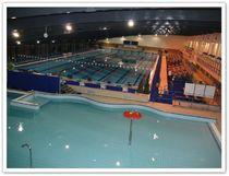 Centre aqualudique de la loue Bassin ludique et bassin olympique Ⓒ Centre aqualudique - 2012
