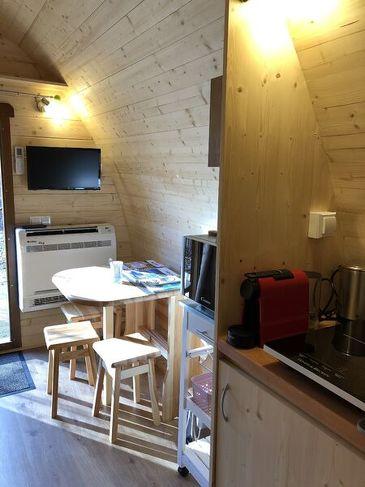 Camping Les 2 bois - POD - Baratier