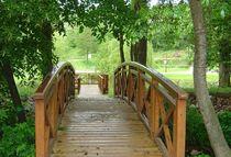 Parc de l'Andan - Saint-Prix Parc et pont Ⓒ Mairie Saint-Prix