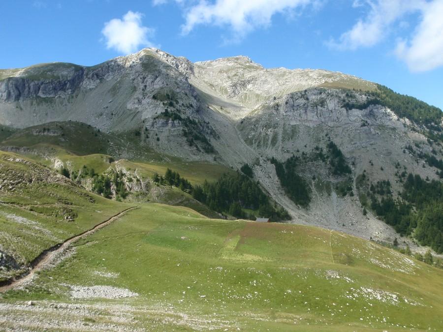 Randonnée Col de Pourrachière, Ancelle