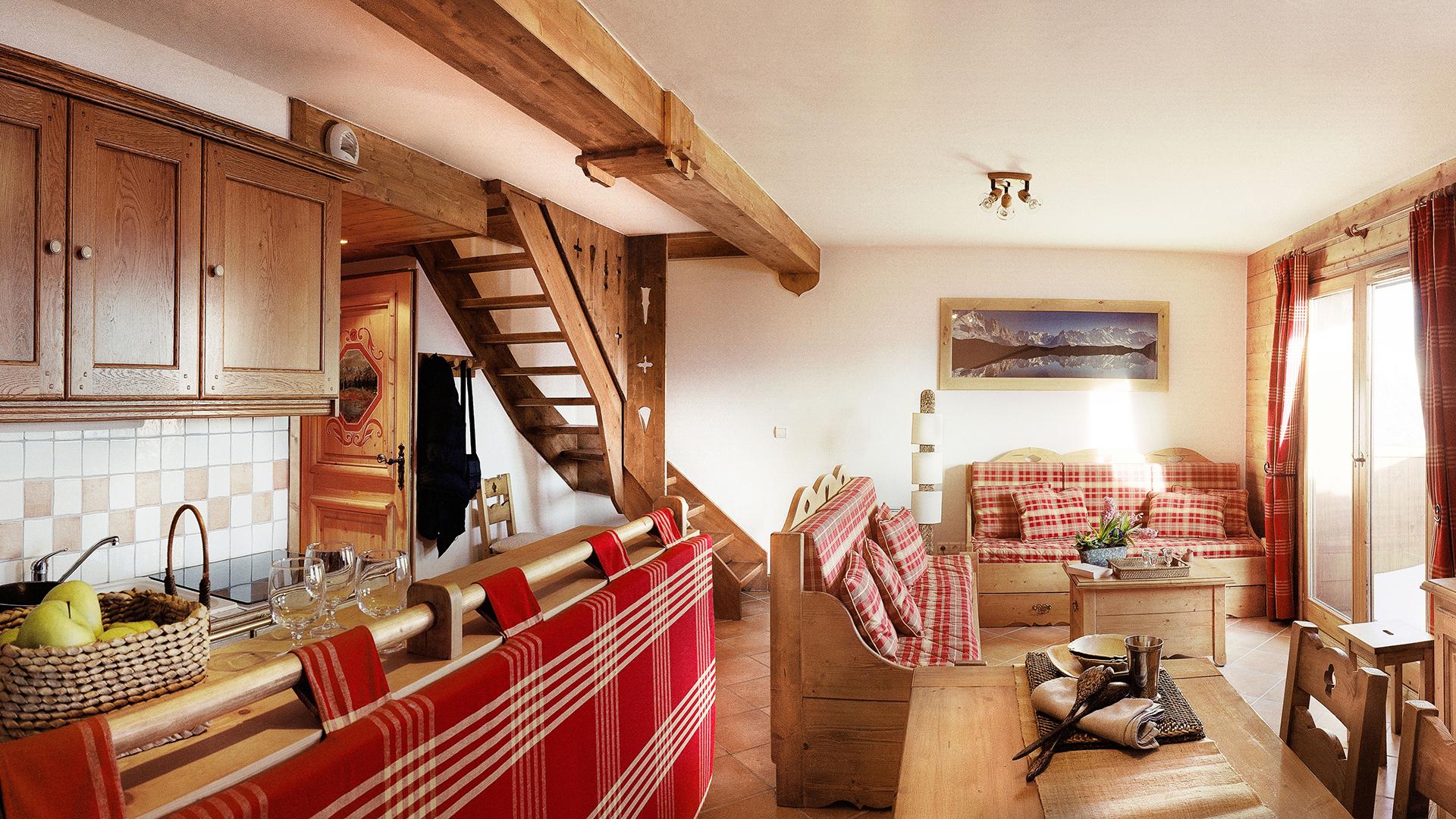 Le Hameau du Beaufortain - CGH Residences & Spas