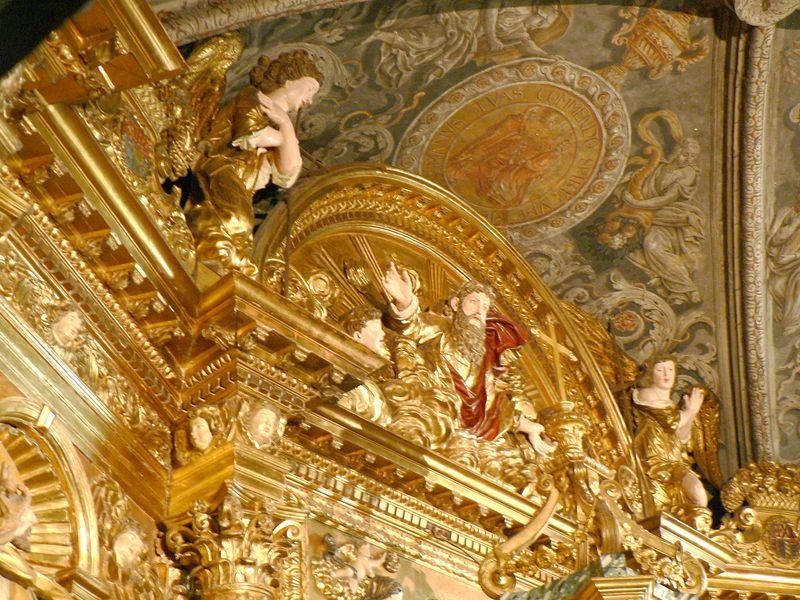 Chapelle Sainte-Marie d'en haut