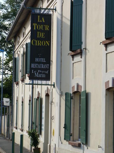 La Tour Ciron-Au Bœuf Marin