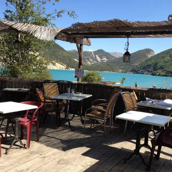 Snack pizzeria du lac office de tourisme de saint andr - Office de tourisme saint andre les alpes ...