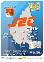 Coupe d'Europe de course d'orientation junior - Borne