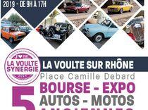 5ème Bourse-Expo Autos-Motos anciennes - La Voulte-sur-Rhône