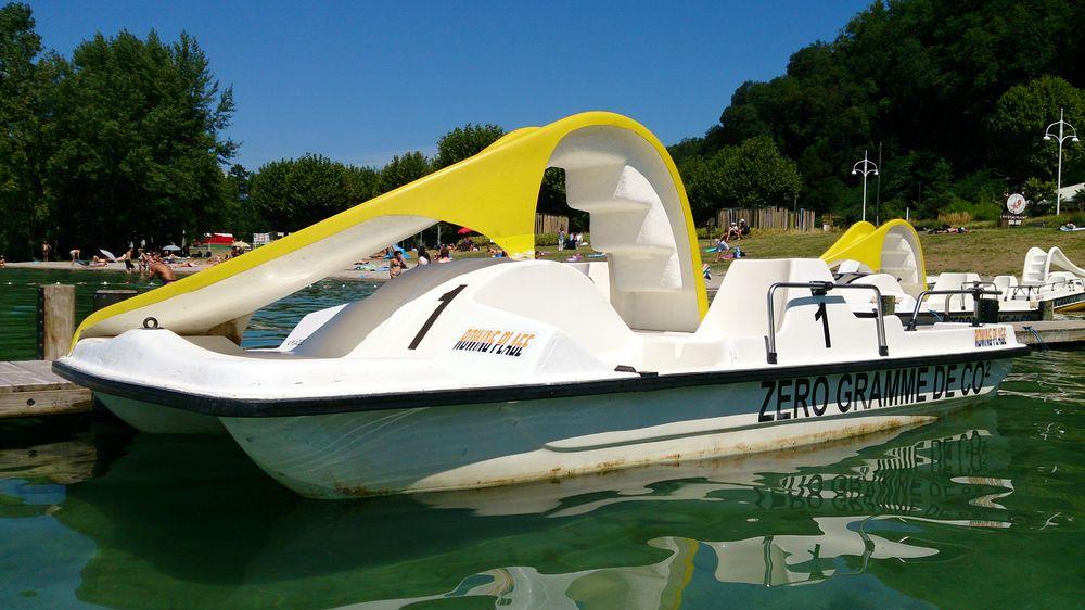 Station nautique : Office de tourisme Aix les Bains, Activités nautique Aix les Bains, Savoie - Rowing Plage Location