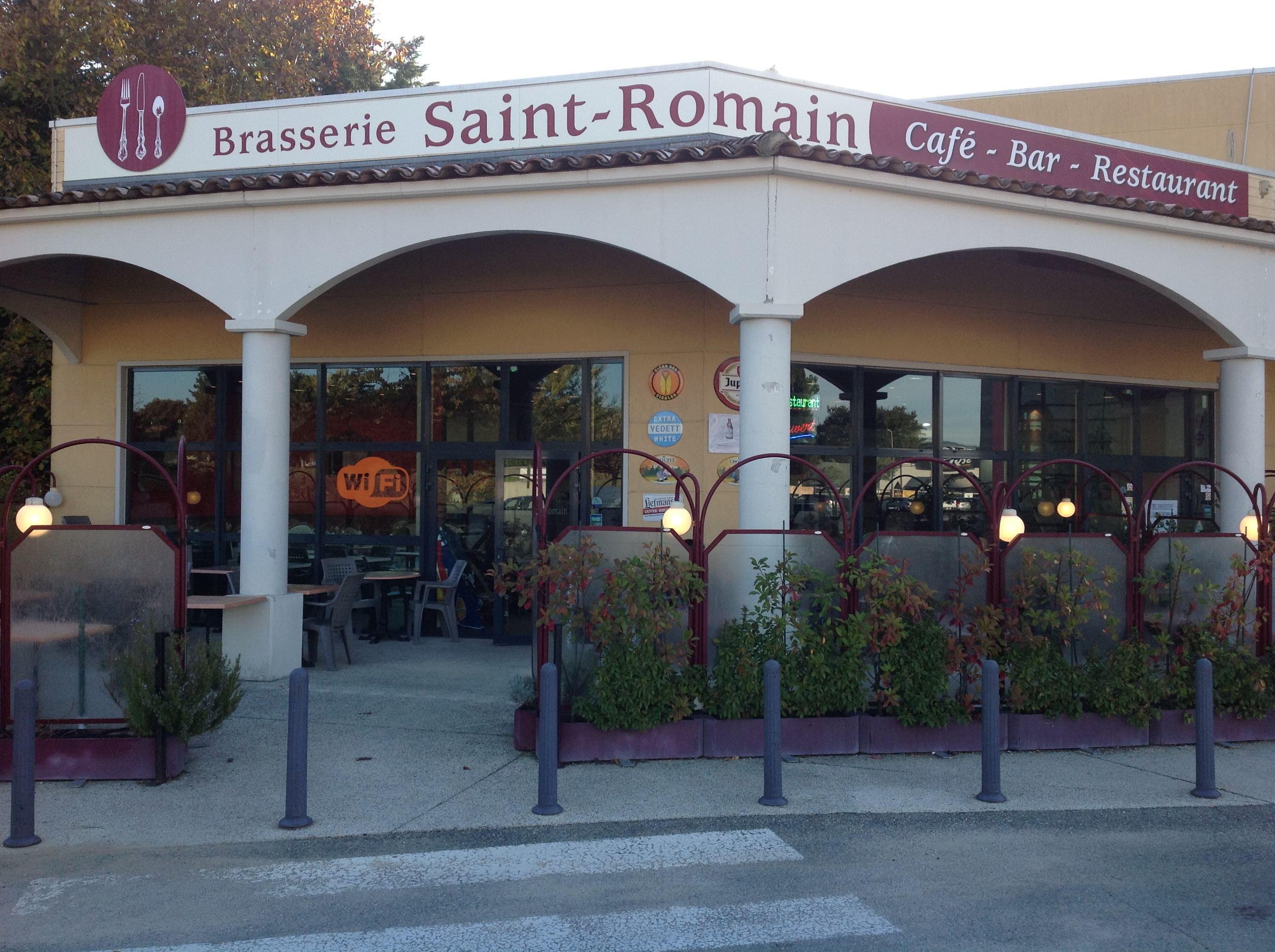Brasserie Saint Romain