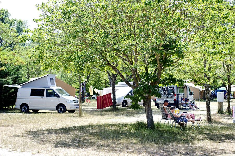 Camping huttopia le moulin aire de service camping car saint martin d 39 ard che office de - Office tourisme saint martin d ardeche ...