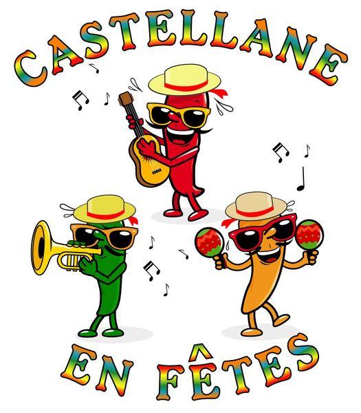 Castellane en fêtes