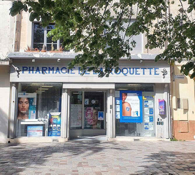 Pharmacie de la Roquette