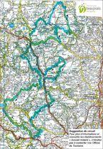 Circuits Moto en Beaujolais Vert