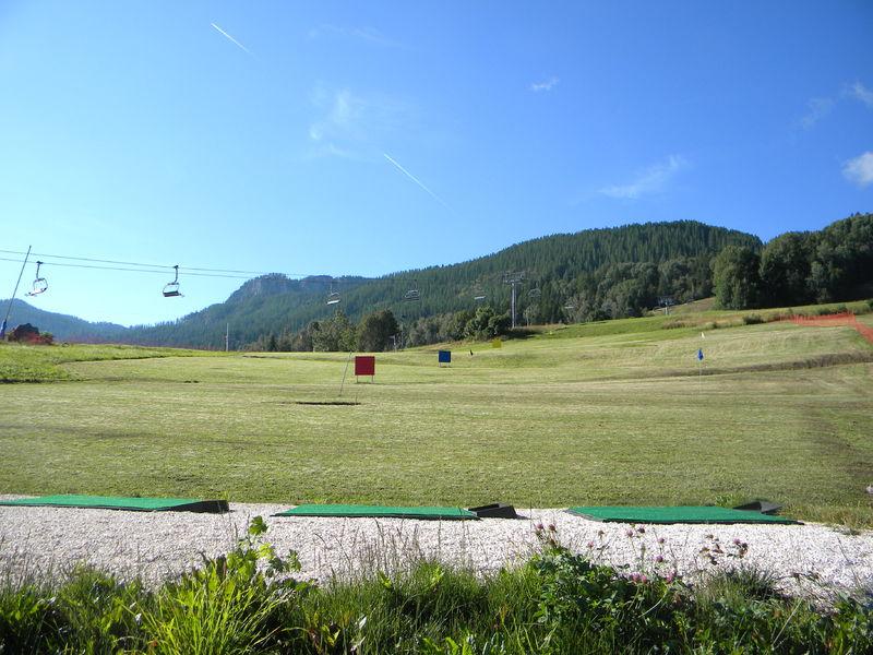 Practice de golf - © Mairie PSV