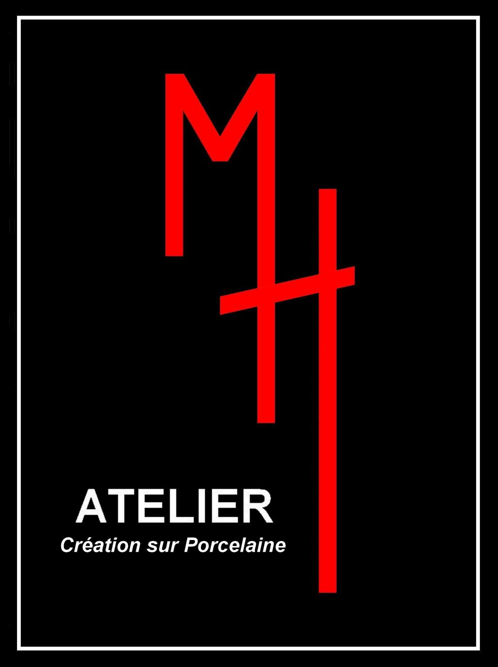 "MH Atelier / Marie Hoarau Logo ""MH ATELIER"" Ⓒ MH Atelier / Marie Hoarau"