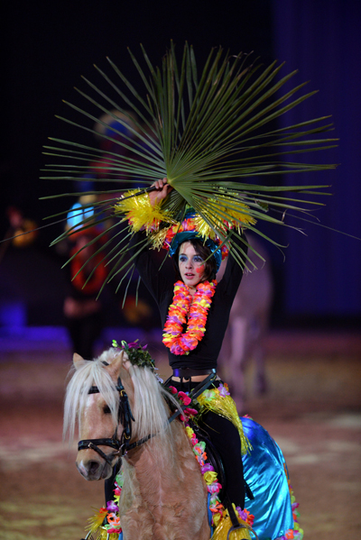 Cheval Passion Show Poney