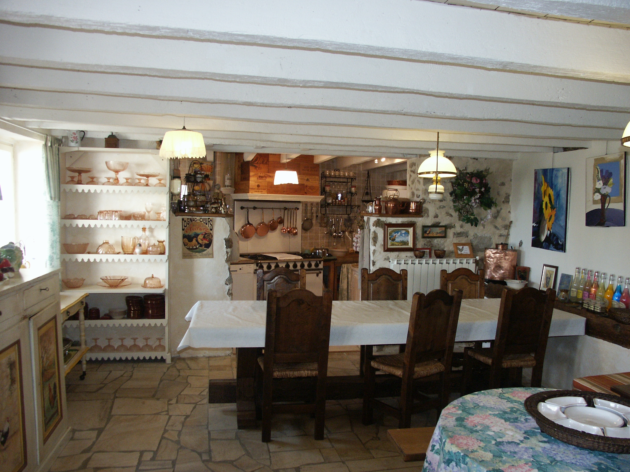 Les Picorettes chambres d h´te Vaux en Beaujolais