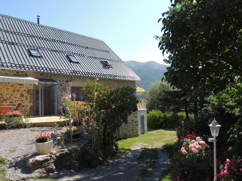 Location de vacances : La charrette bleue à La Roche des Arnauds - � Fabien Garcin