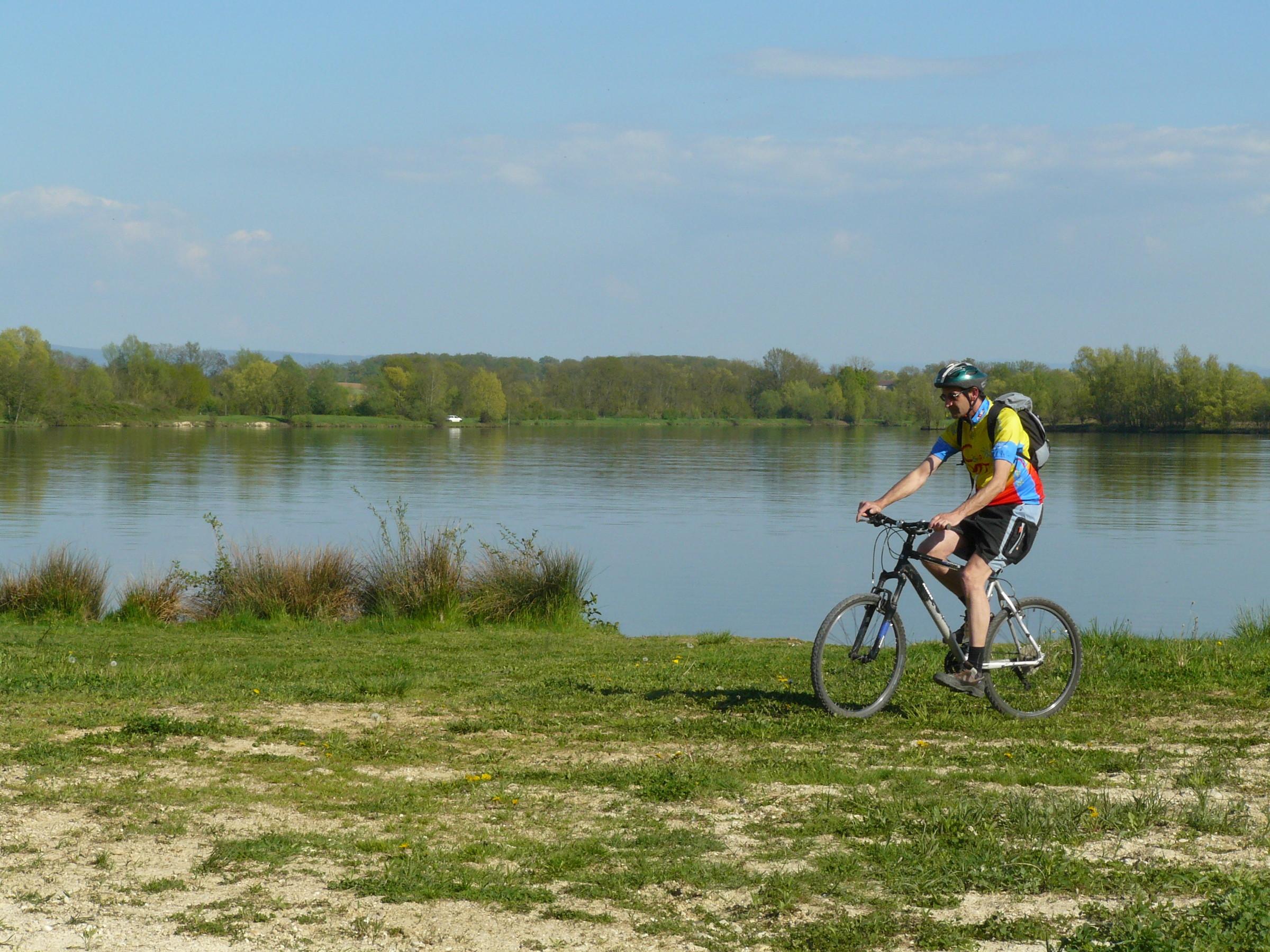 Circuit VTT n°1 (vert) - Le tour des Lacs