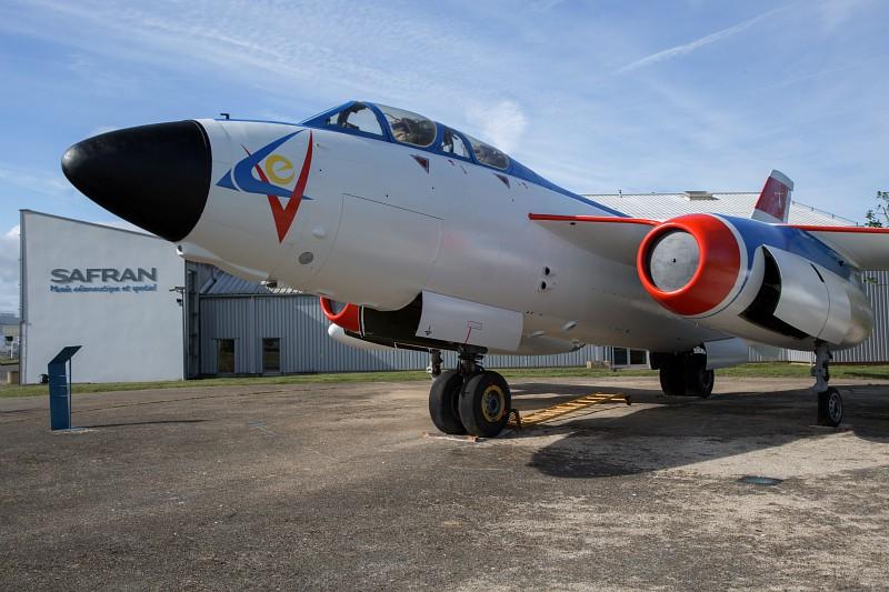Musée aéronautique et spatial Safran - © D. Beaufrere