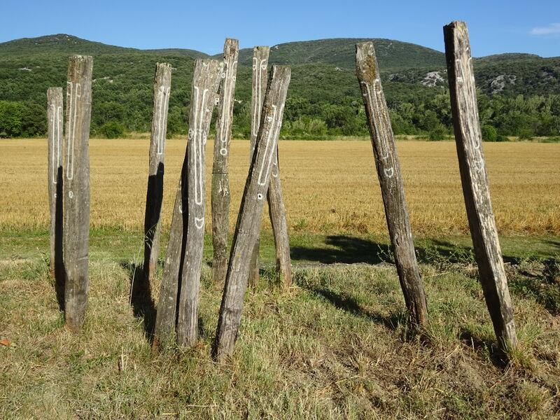 L'art à la ferme à Coucouz'Art - Lagorce
