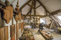 Musée du bâtiment - Moulins Musée du bâtiment Ⓒ Luc Olivier - CDT 03