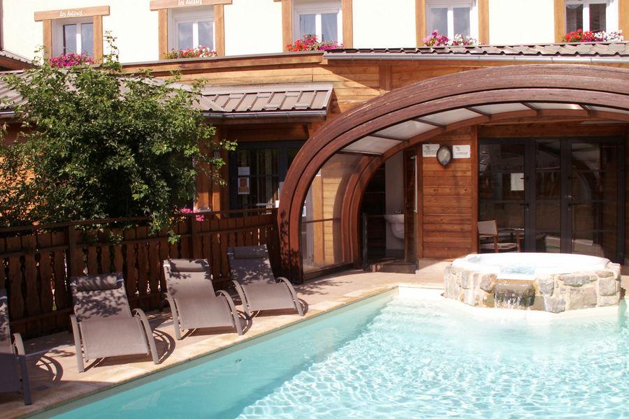Hotel Les Autanes - © Hotel Les Autanes