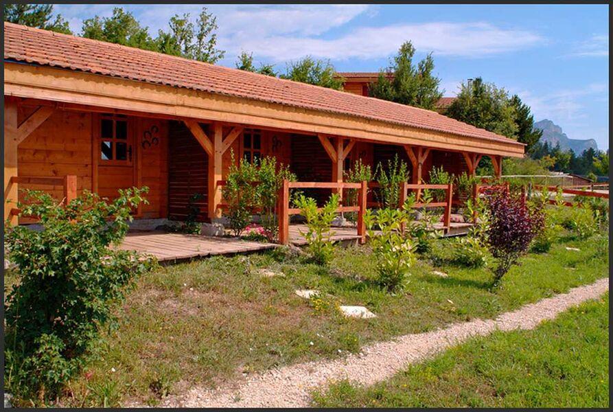 Le Relais du Terrail - © Office de Tourisme Sisteron Buëch