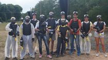 One For One Game Center - Paintball Sortie pendant les vacances en famille Ⓒ PaintballQuinssaines - 2017