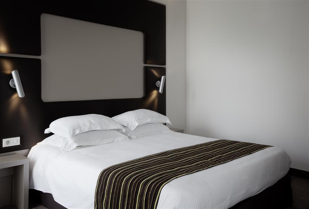 Hôtel de Grignan Chambre Concept supérieure Ⓒ Hôtel de Grignan - 2014